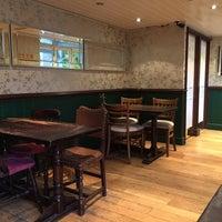 Photo taken at Wood Street Bar & Restaurant by Helen H. on 11/7/2014