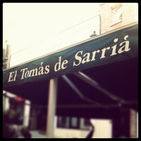 Photo taken at Bar Tomás by Jordi M. on 12/29/2012