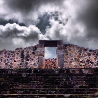 Photo taken at Monte Albán by Francisco I. on 7/16/2013