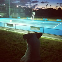 Photo Taken At Sydney Olympic Park Tennis Centre By Rainstop C On 11 2