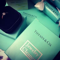 Photo taken at Tiffany & Co. by Rainstop C. on 12/21/2013