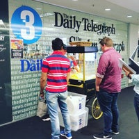 Photo taken at News Corp Australia by Rainstop C. on 10/16/2015