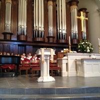 Photo taken at Williamsburg Presbyterian Church by Cesar L. on 11/23/2013