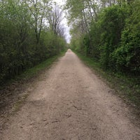 Photo taken at Wild Goose State Nature Trail by Aaron H. on 5/11/2016