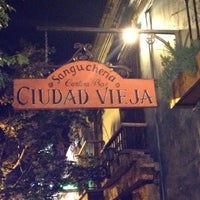 Photo taken at Ciudad Vieja by Juan B. on 10/27/2012
