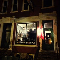 Photo taken at SAALT Pub by Jackson B. on 8/9/2014
