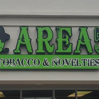 Photo taken at Area 51 Tobacco & Novelties by Area 51 T. on 5/22/2017