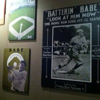 Photo taken at Sports Legends Museum at Camden Yards by Tracy L. on 7/12/2014