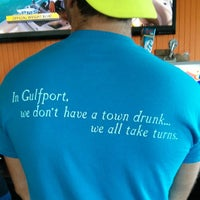 Photo taken at Salty's Gulfport by Doug H. on 7/12/2013