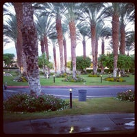 Photo taken at The Westin Mission Hills Golf Resort & Spa by Doug H. on 9/20/2012