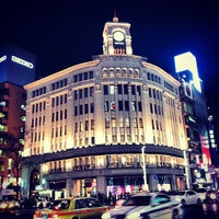 Photo taken at Ginza by Suebsak1 on 12/15/2012