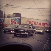 Photo taken at Богатырский мост by Andrey on 11/28/2012