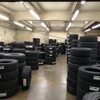 Photo taken at Allen Tire Company by Salvador F. on 2/21/2018
