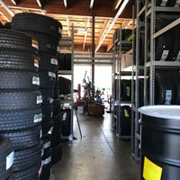 Photo taken at Allen Tire Company by Salvador F. on 7/14/2017