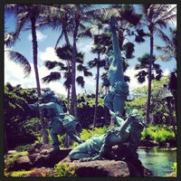 Photo taken at Hilton Hawaiian Village Waikiki Beach Resort by Farra T. on 5/16/2013