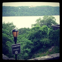Photo taken at Fort Tryon Park by Farra T. on 6/6/2013