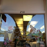 Photo taken at Ojai Ice Cream by Lisa M. on 6/9/2013