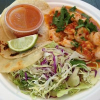 Photo taken at Beach House Tacos by Lisa M. on 2/10/2013