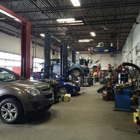 Photo taken at McCarthy Tire Service by Colleen C. on 9/14/2016