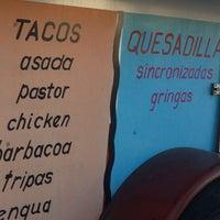Photo taken at El Primo Taco Truck by Dandi N. on 10/8/2013