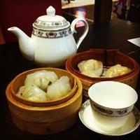 Photo taken at Lucky Chan by Ewa M. on 12/31/2013