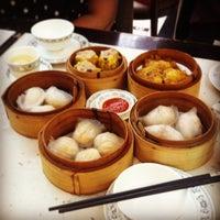 Photo taken at Lucky Chan by Ewa M. on 2/14/2014
