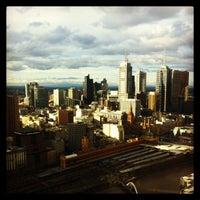 Photo taken at Melbourne by Ewa M. on 7/22/2013