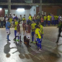 Photo taken at Sede Social Club 12 de Agosto Piribebuy by Chonchi Iván G. on 2/14/2017