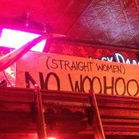 Photo taken at Flaming Saddles Saloon by John B. on 1/27/2013