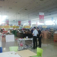 Photo taken at Carrefour by Erwin R. on 11/30/2015