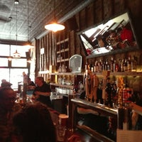 Photo taken at Nostrand Avenue Pub by KIRK S. on 4/30/2013