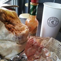 Photo taken at Chipotle Mexican Grill by Craig R. on 10/1/2012