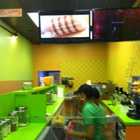 Photo taken at Juice Nation by Owl _. on 4/17/2013