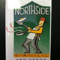 Photo taken at Northside Grill by Owl _. on 1/31/2013