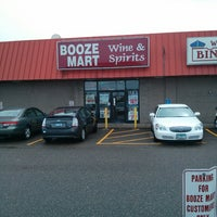 Photo taken at Booze Mart by MN Beer Activists on 7/27/2013