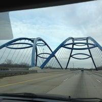 Photo taken at Gateway Bridge by Darius B. on 12/9/2012