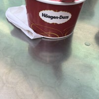 Photo taken at Häagen-Dazs by Özhan S. on 7/2/2016