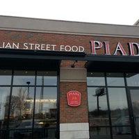 Photo taken at Piada Italian Street Food by Bobby M. on 3/5/2013