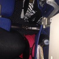 Photo taken at Flight UA501 SJC IAH by Vivianne M. on 10/3/2013