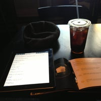 Photo taken at Station Side Cafe by Sangmin L. on 4/15/2013