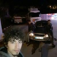 Photo taken at Lukoil keşkekler petrol by Marul K. on 2/9/2016
