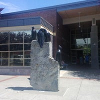 Photo taken at KCLS Redmond Library by Ashleigh M. on 6/28/2013