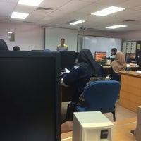 Photo taken at lab komputer 2A by Rahiman M. on 9/27/2016