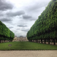 Photo taken at Luxembourg Garden by Anna C. on 5/14/2013