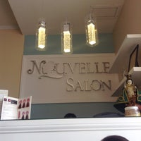 Photo taken at Nouvelle Salon by Bea B. on 4/23/2016