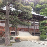 Photo taken at 本住寺 by まりりん on 4/29/2013
