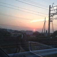 Photo taken at Bushu-Karasawa Station by Atsushi S. on 9/21/2013