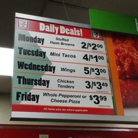 Photo taken at 7-Eleven by Ben M. on 5/7/2014