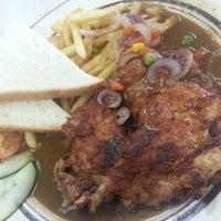 Photo taken at Vegas Restaurant by Nadeeya Eli on 11/18/2012