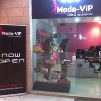 Photo taken at Moda-VIP Gifts & Accessories by Malik S. on 5/12/2013